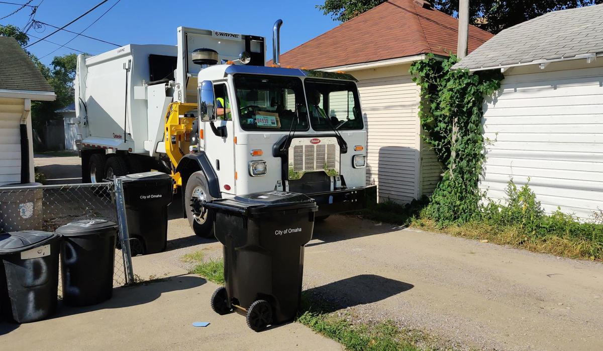 Omaha trash contract