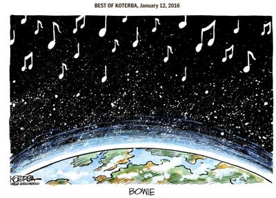 Best of Jeff Koterba's cartoons: Musical legacy