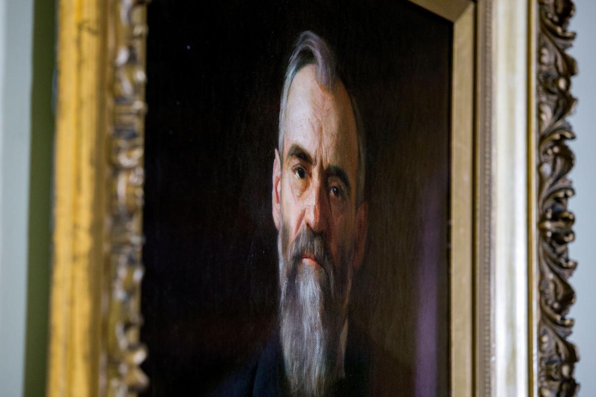 Lininger - portrait
