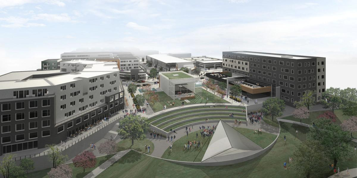 175 Million Development Set To Join New Civic Park In