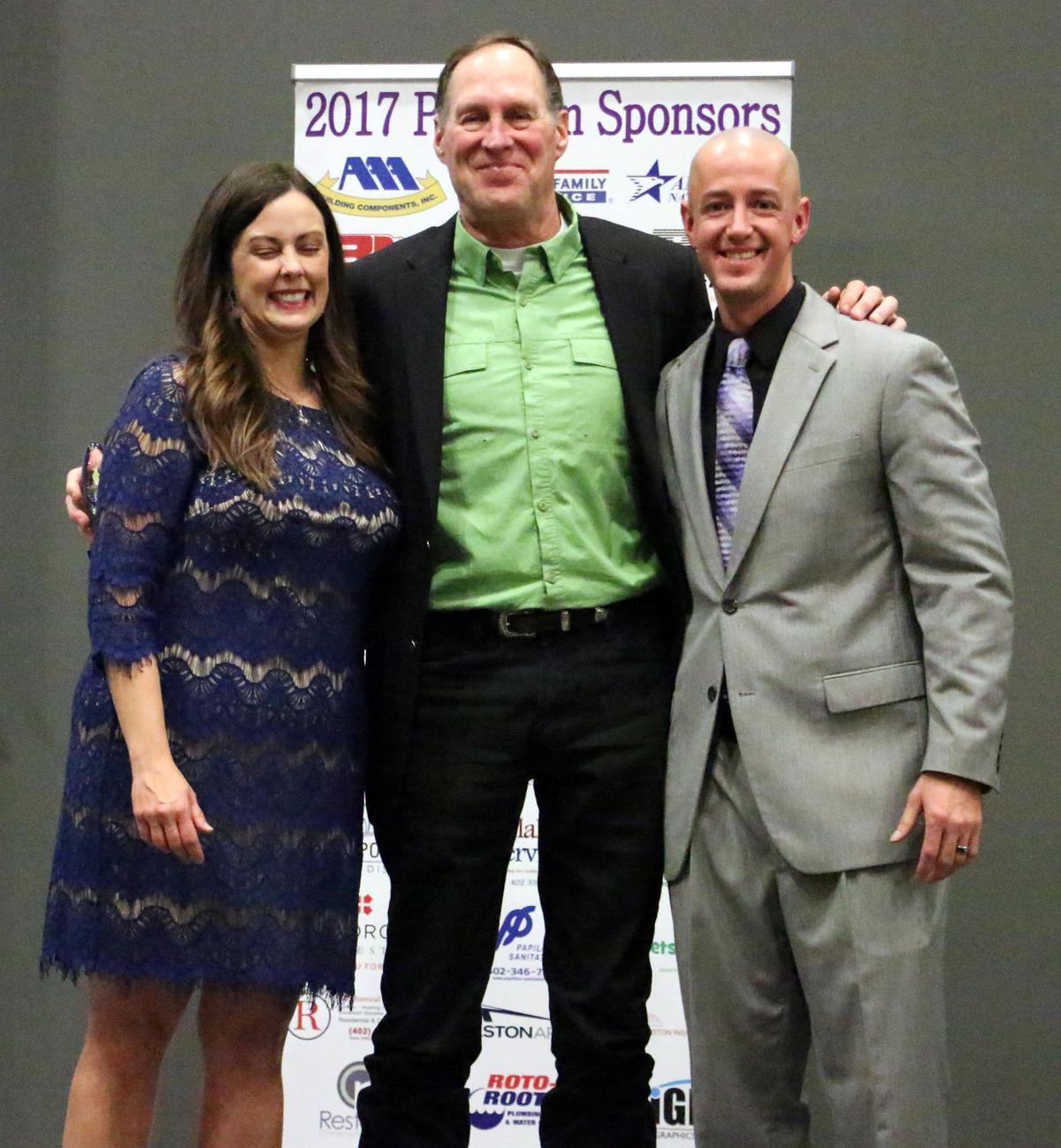 Chamber hosts awards banquet