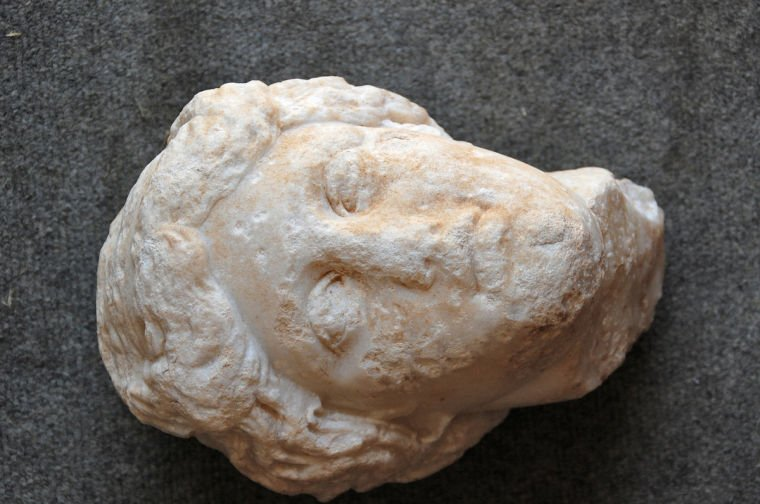 Aphrodite smiles on UNL archaeological dig in Turkey