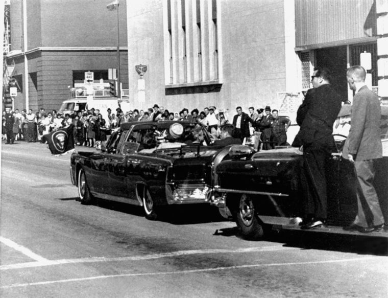 JFK timeline: Friday, November 22, 1963