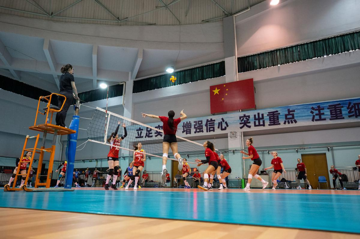 NU china volley 1