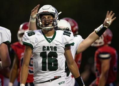 Tristan Gomes helps lead No. 3 Millard West over No. 2 Millard South