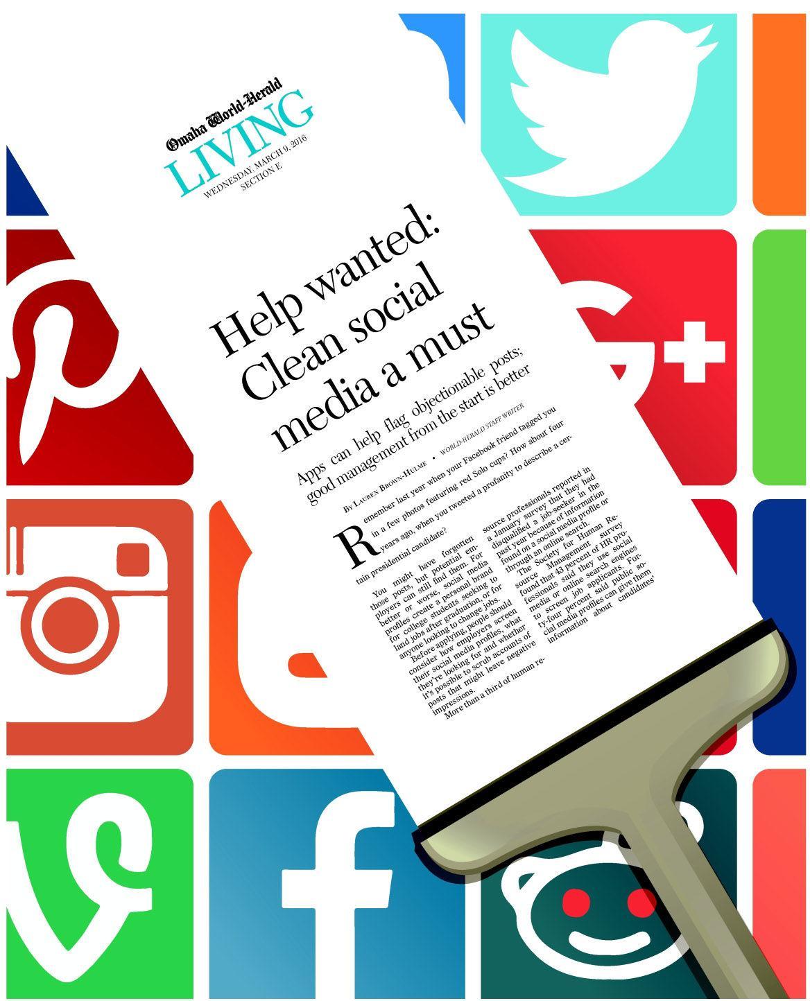 Help wanted: Clean social media a must | Articles | omaha com