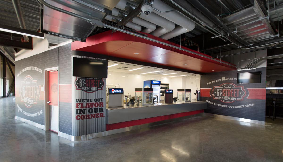 Baxter Arena - 67th Street Kitchen