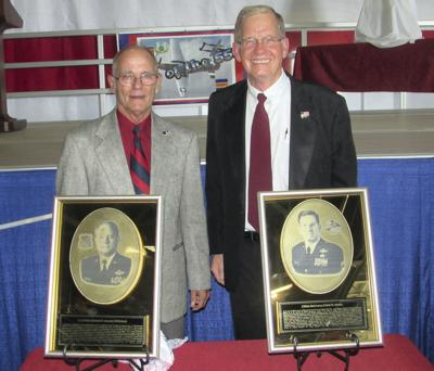 55th Wing Hall Of Fame Gains Two Members