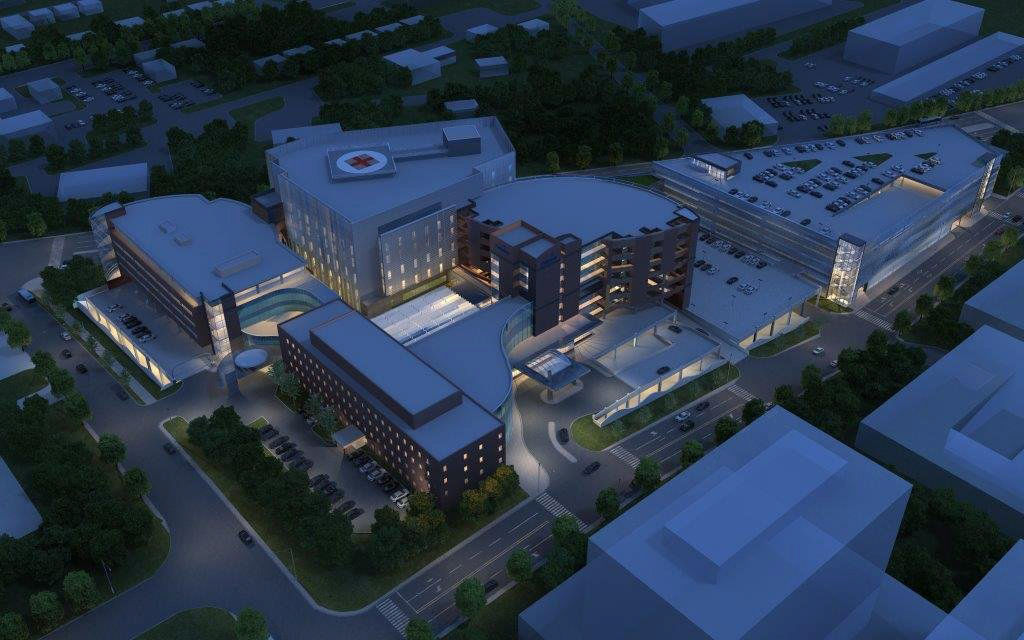 Hubbard Center for Children rendering