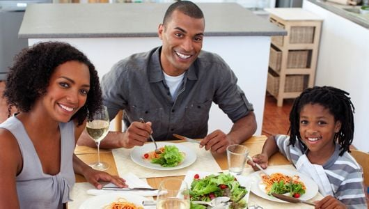 The Benefits Of Eating Together As A Family