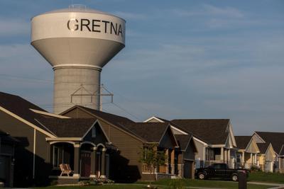 Gretna housing pic SNI