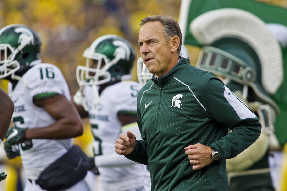 McKewon: Mark Dantonio leaves behind a complicated legacy at Michigan State