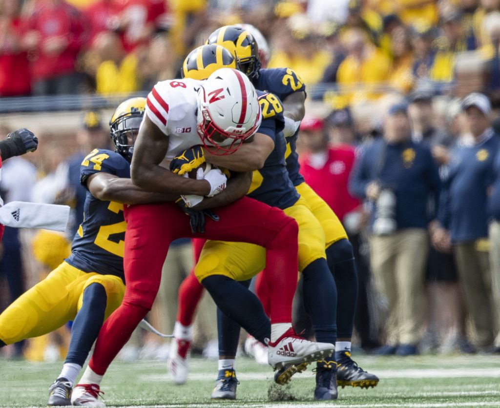Nebraska-Michigan: Tracking the offense, defense | Huskers | omaha com