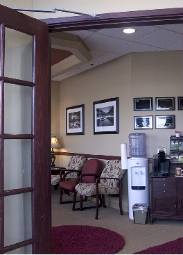 Aesthetic & Family Dentistry - Larry A Cameron DDS | Lobby