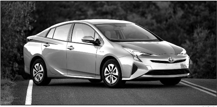 2016 Prius improves on style, handling and fuel economy