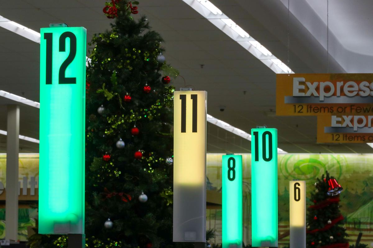designed to save shoppers time new system lights up hy vee lines - Hyvee Christmas Eve Hours
