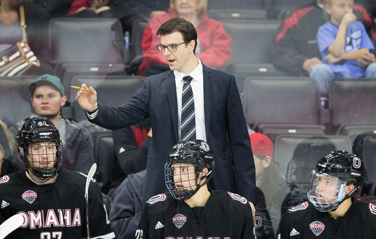 UNO hockey coach Mike Gabinet announces eight players part of his first recruiting class