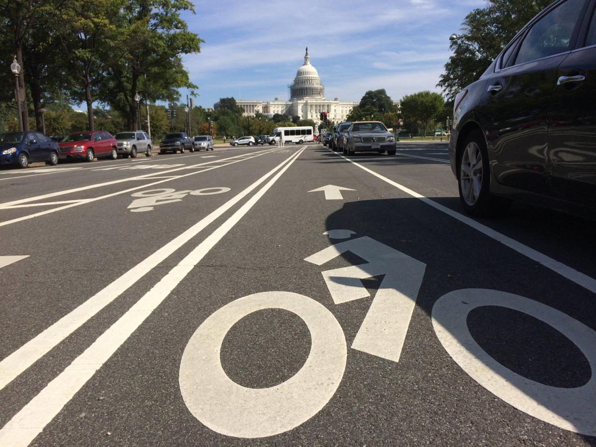 Washington, D.C., is one of America's great cities for urban bicycling