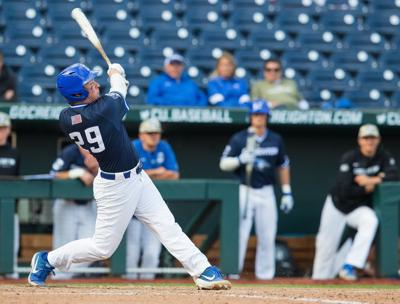 St. John's ends Creighton baseball's five-game winning streaking, hold on Big East first place