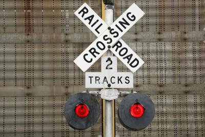 Railroad crossing teaser