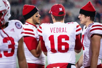 McKewon: Noah Vedral's departure was anticipated. It's why Husker coaches want a 'crowded' QB room