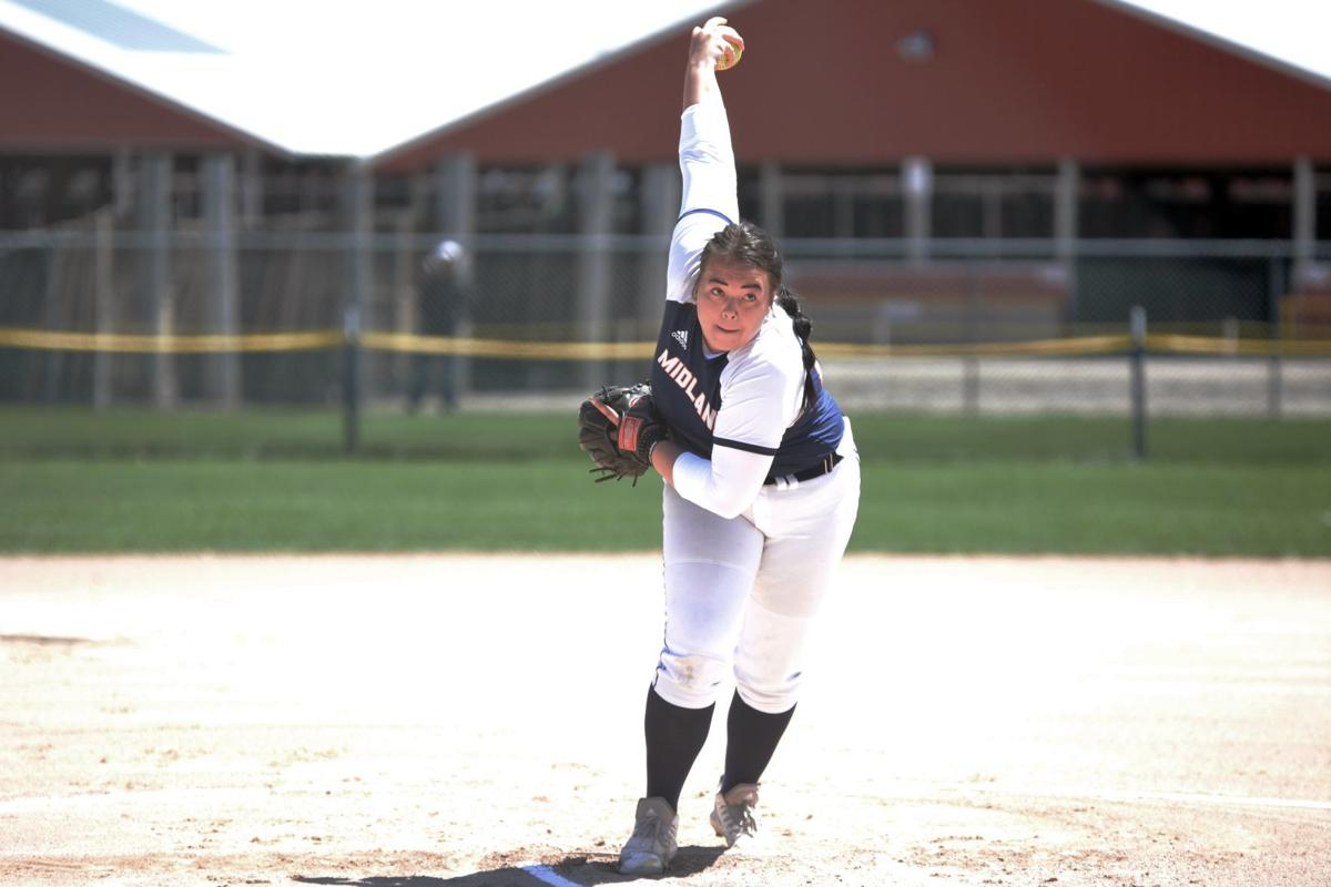 Softball captains Erin Sharpe, Jaylee Hinrichs carried teams to conference titles, national tourney