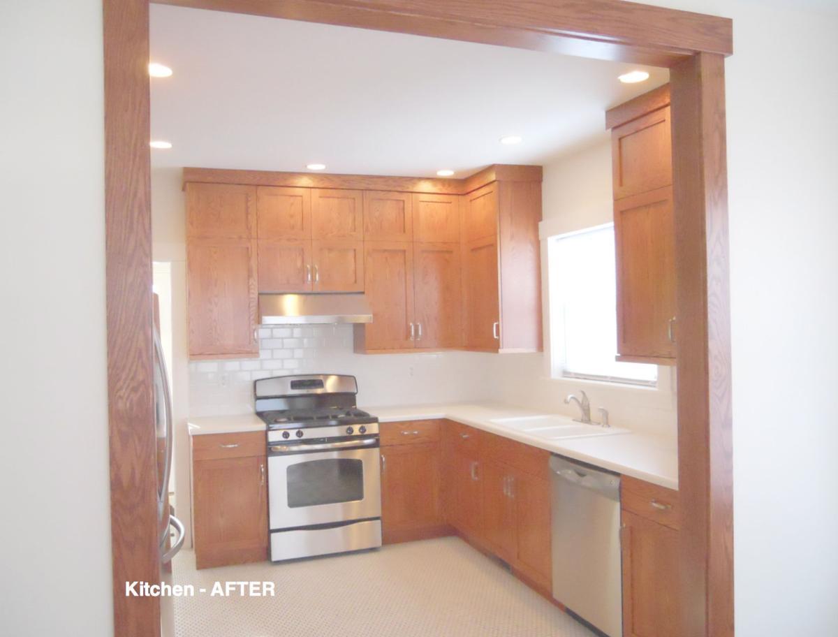 Janousek kitchen - After