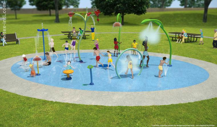 northwest Omaha splash parks – Elk Creek Express Omaha