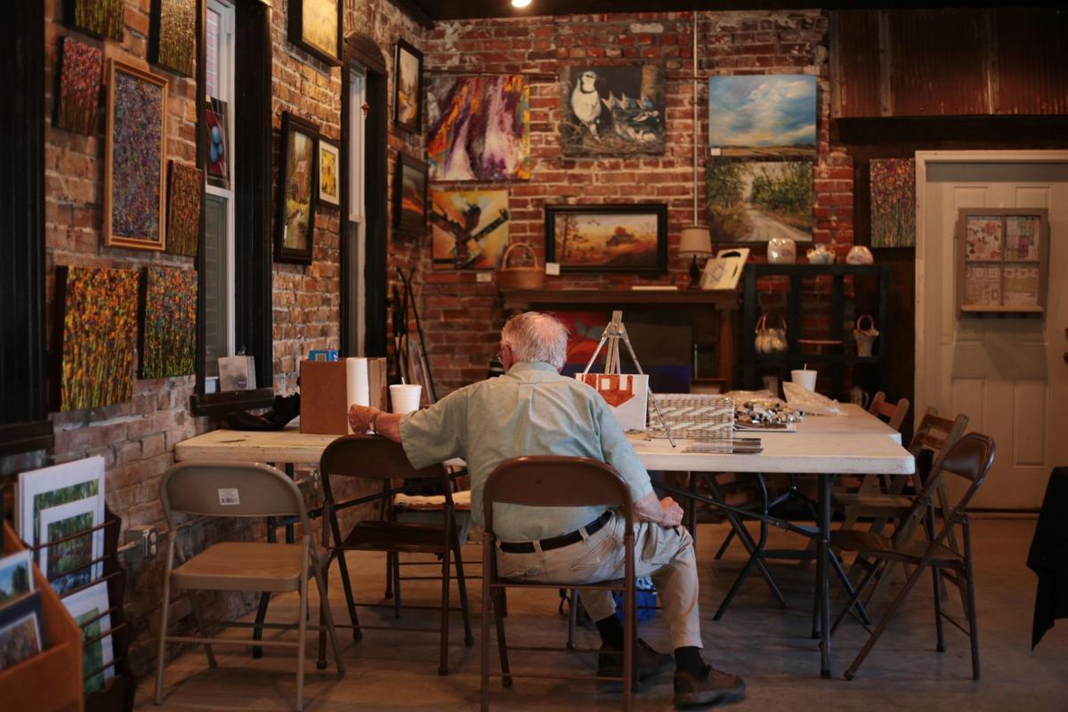 Fine Arts on 5th in Malvern, Iowa
