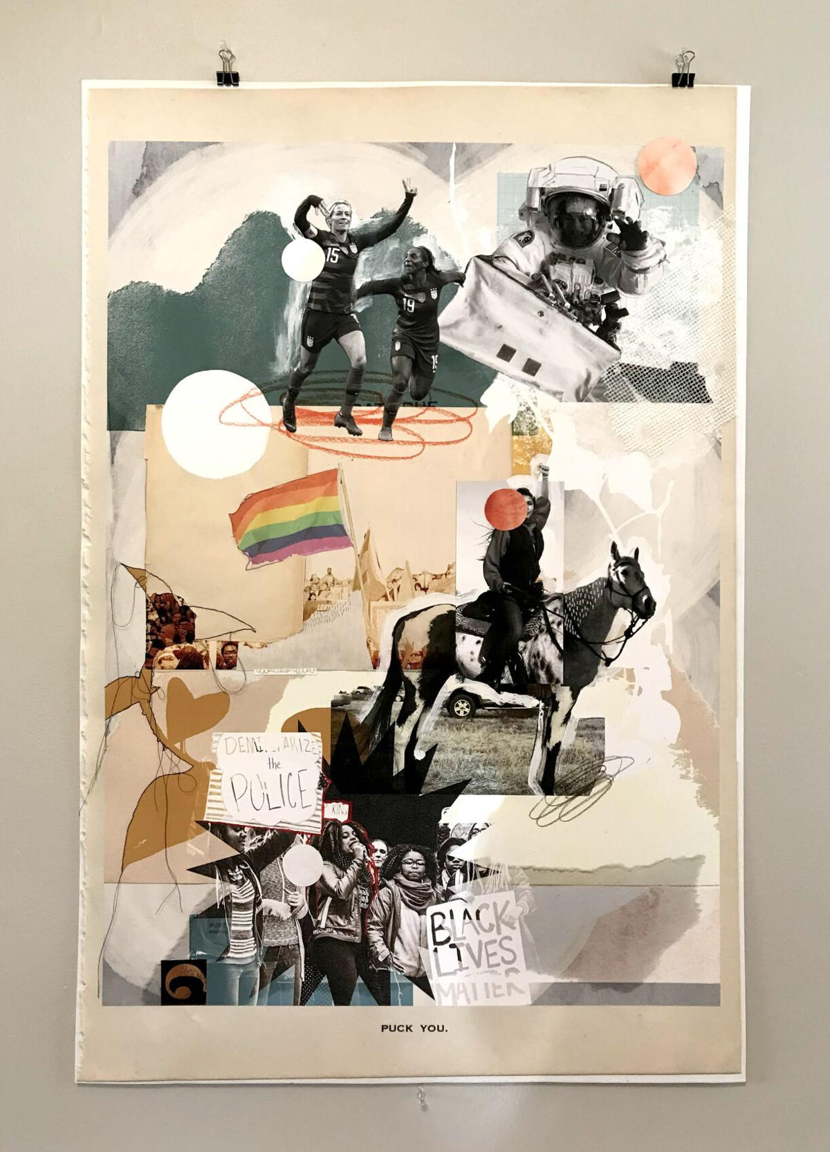 Sophie Newell artwork