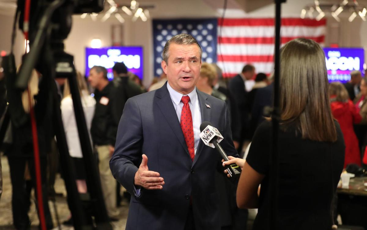 President Trump could be X-factor in Don Bacon's bid to retain 2nd District House seat