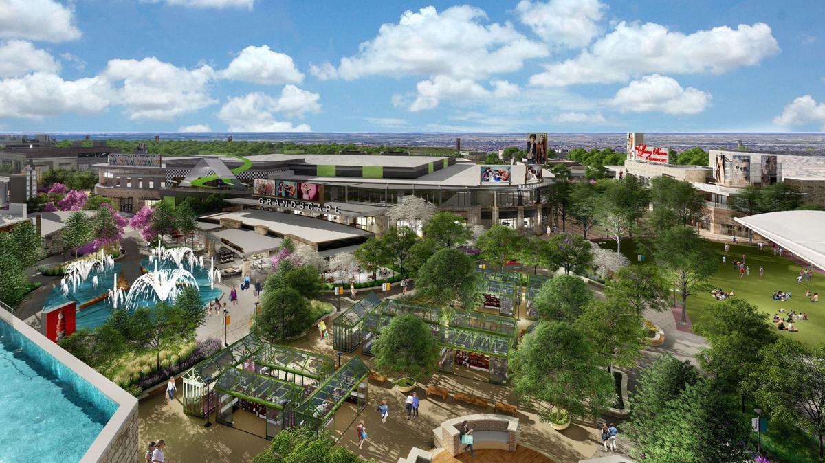 Furniture Mart's Texas development careful in choosing retailers