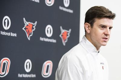 No. 19 UNO hockey set to open NCHC play in a 'very tough environment' against Western Michigan