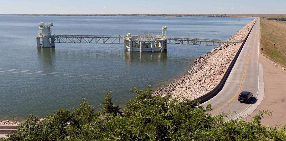 After 75 Years Nebraskas Kingsley Dam Is Likely More Impressive