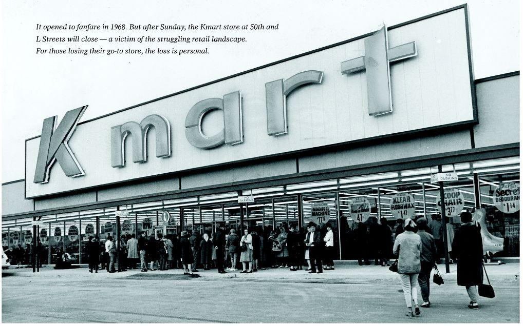 311b21fb4a5 SAYING GOOD BYE TO THE LAST KMART IN OMAHA
