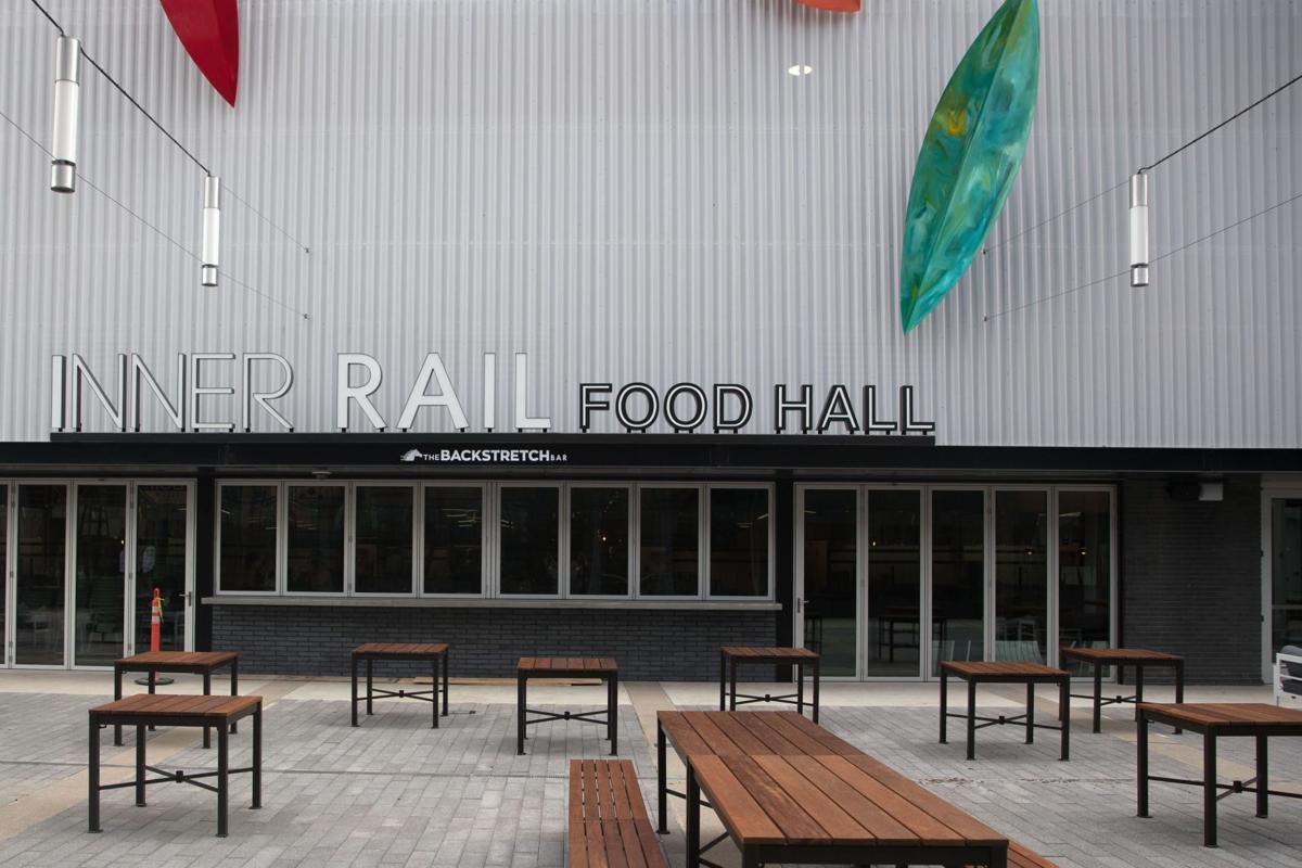 Food halls
