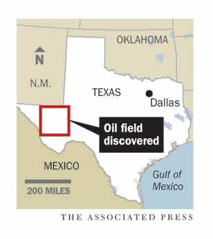 Alpine High Oil Field Map Texas Profits from Texas oil discovery could extend to Omaha pipeline