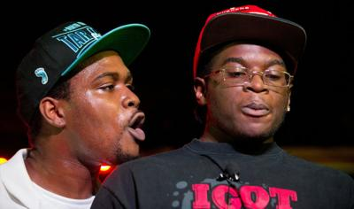 Omaha's rappers trade rhymes (and insults) in heated battles