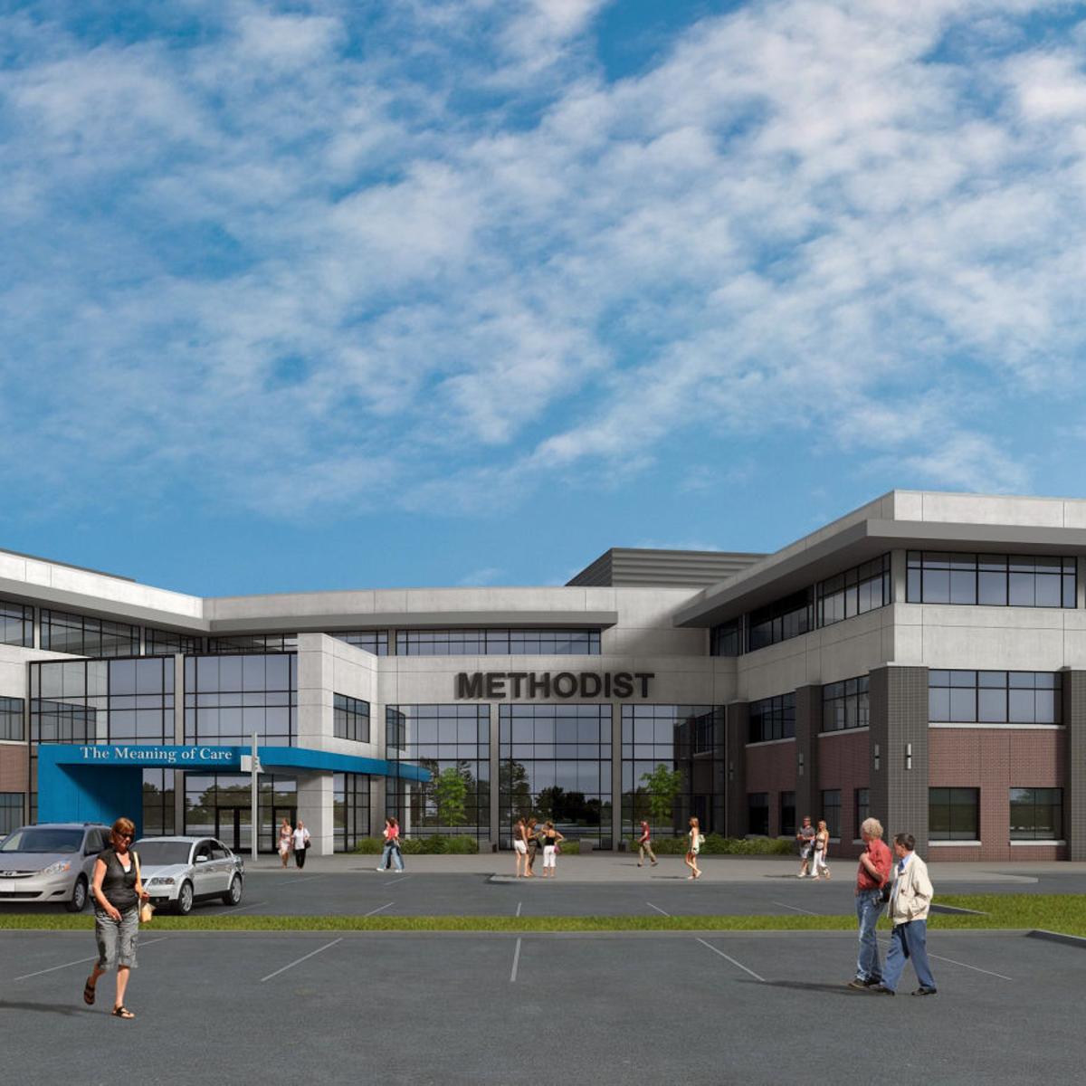 Methodist Health moves headquarters to 168th Street, but the