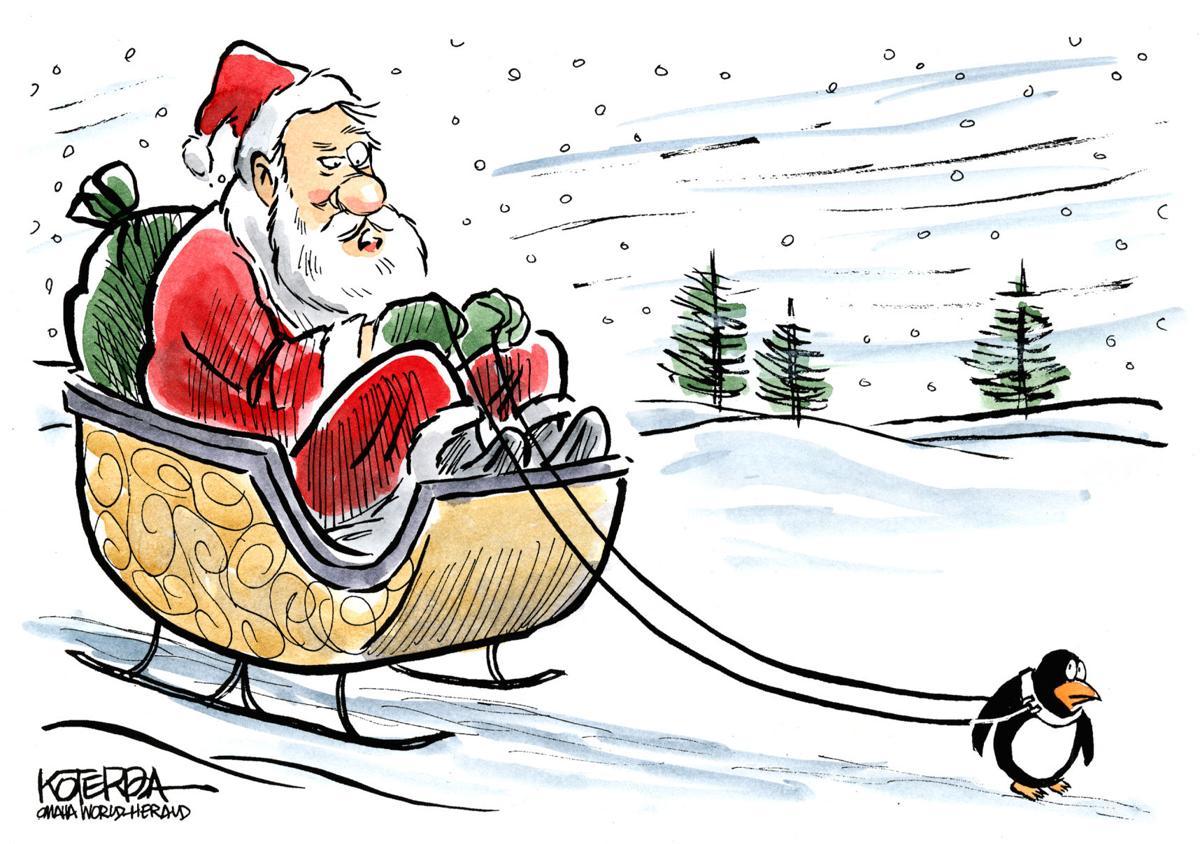 Jeff Koterba Caption Contest - December 2016