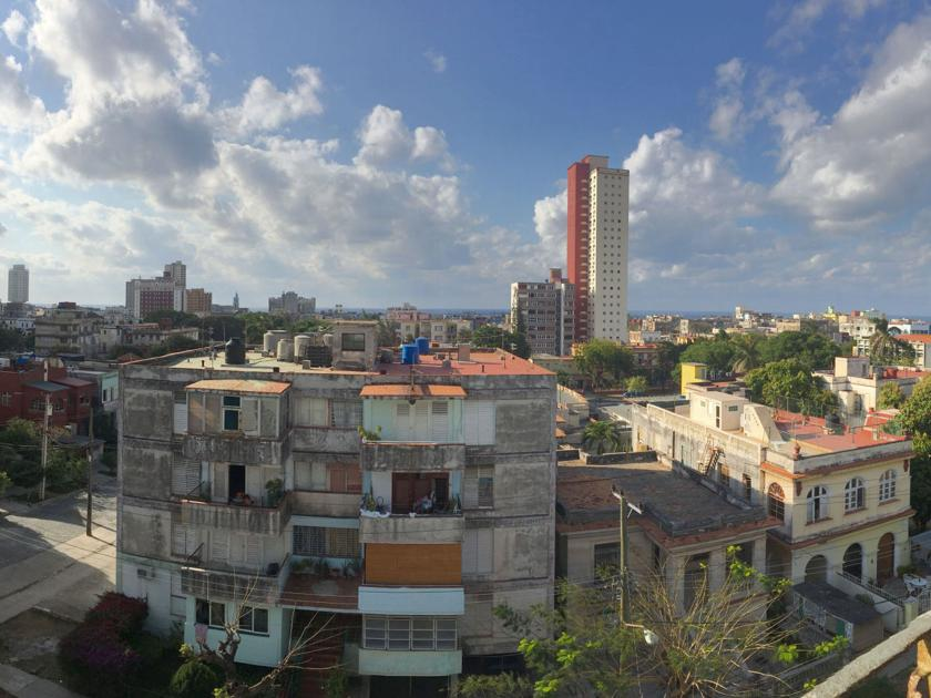 Cuba   Nebraska native makes Havana her studio; urban agriculture the subject of her photos - Omaha World-Herald