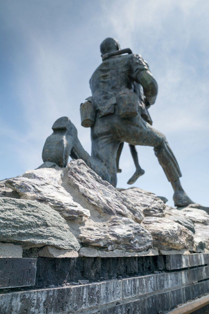 memorial Park monument