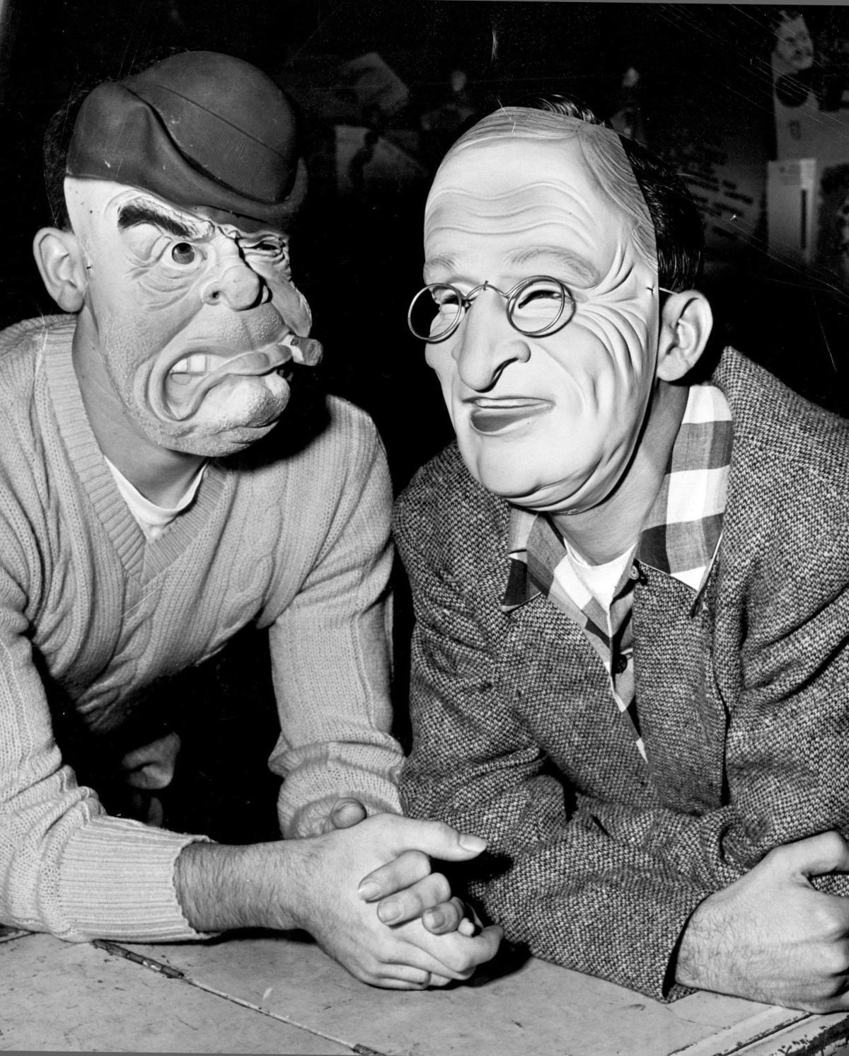 1950 - Halloween