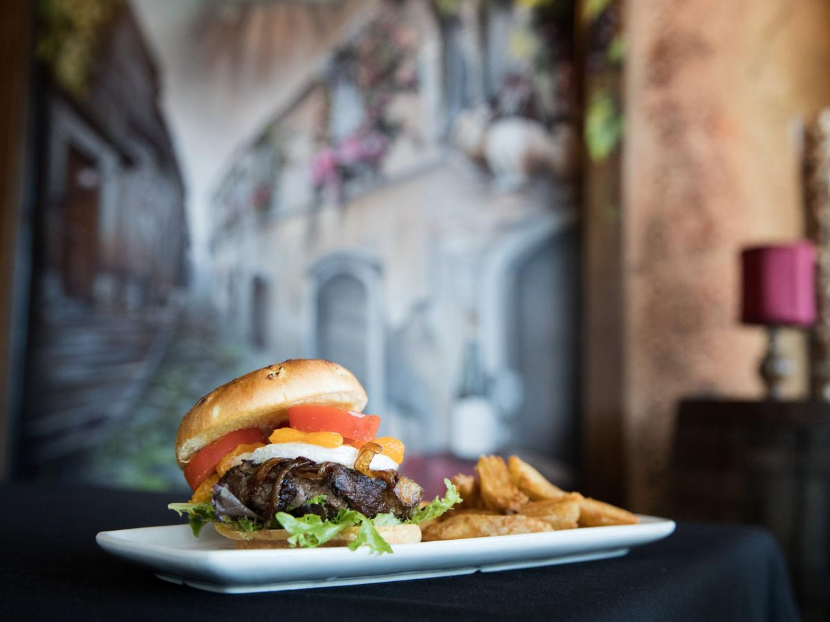Review: Ryan's food is great, but half bar, half bistro concept is a little odd