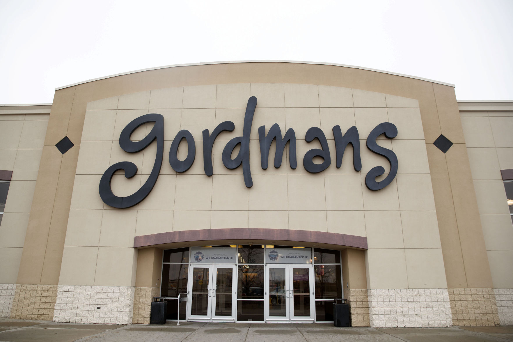 Gordmans in Council Bluffs Lake Manawa store