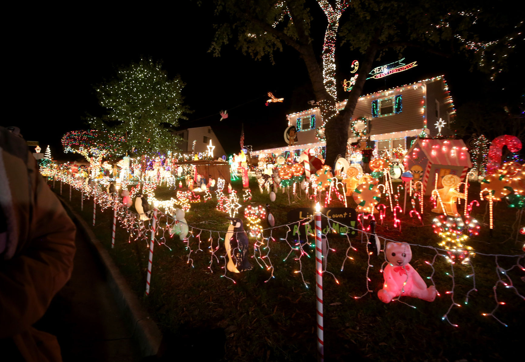 Another Virginia Family Shines In National Christmas Light Spotlight