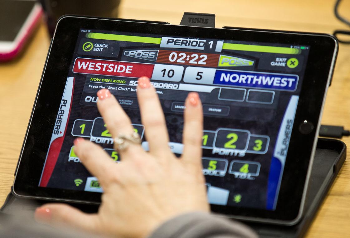 ScoreVision iPad