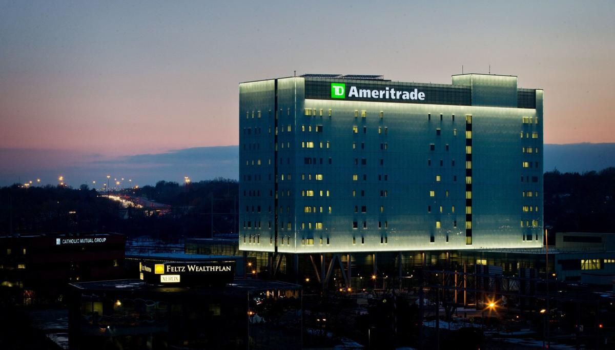 td ameritrade sheds workers  but omaha hq continues to