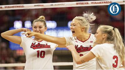 Carriker Chronicles: NU volleyball is No. 1, but can they avenge last year's loss to Stanford?