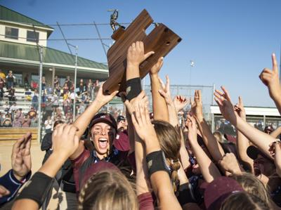 State softball: Papillion-La Vista wins title, finishes first-ever Class A undefeated season
